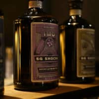 New spirit: The SG Club has recently collaborated with three Japanese distilleries to produce a lineup of shōchū liquor. | COURTESY OF THE SG CLUB