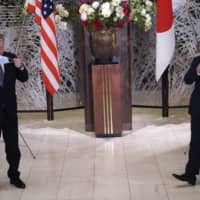 U.S. envoy arrives in Japan for talks on North Korea and Hong Kong