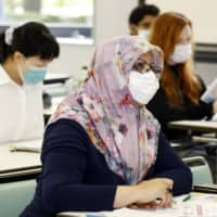 Sendai training foreign residents to be leaders in time of disasters