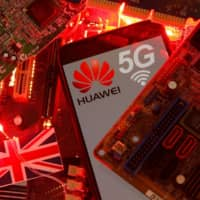 After the U.K.'s announcement to phase out Huawei from its 5G network, Ericsson and Nokia, Huawei's biggest competitors, said they are ready to step in. | REUTERS