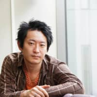 True to life: Kenichi Tani based his new play, 'Anti-Fiction,' on his experience dealing with the effects of the pandemic. |