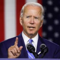 Democratic U.S. presidential candidate Joe Biden's Twitter account was among several that were hacked, raising cybersecurity concerns ahead of November's U.S. election.  | REUTERS