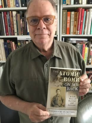 Stephen McArthur, co-founder of Rootstock Publishing, says American people are still learning about their own history. | PHOTO COURTESY OF STEPHEN MCARTHUR / KYODO
