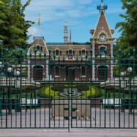 Disney parks are nearly empty and that seems to be the plan