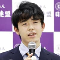 Shogi prodigy Sota Fujii becomes youngest to win major title