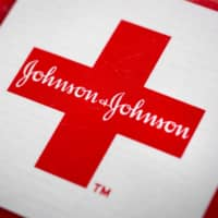 Japan's government is in talks with Johnson & Johnson about the firm's potential COVID-19 vaccine, according to Chief Financial Officer Joseph Wolk. | BLOOMBERG