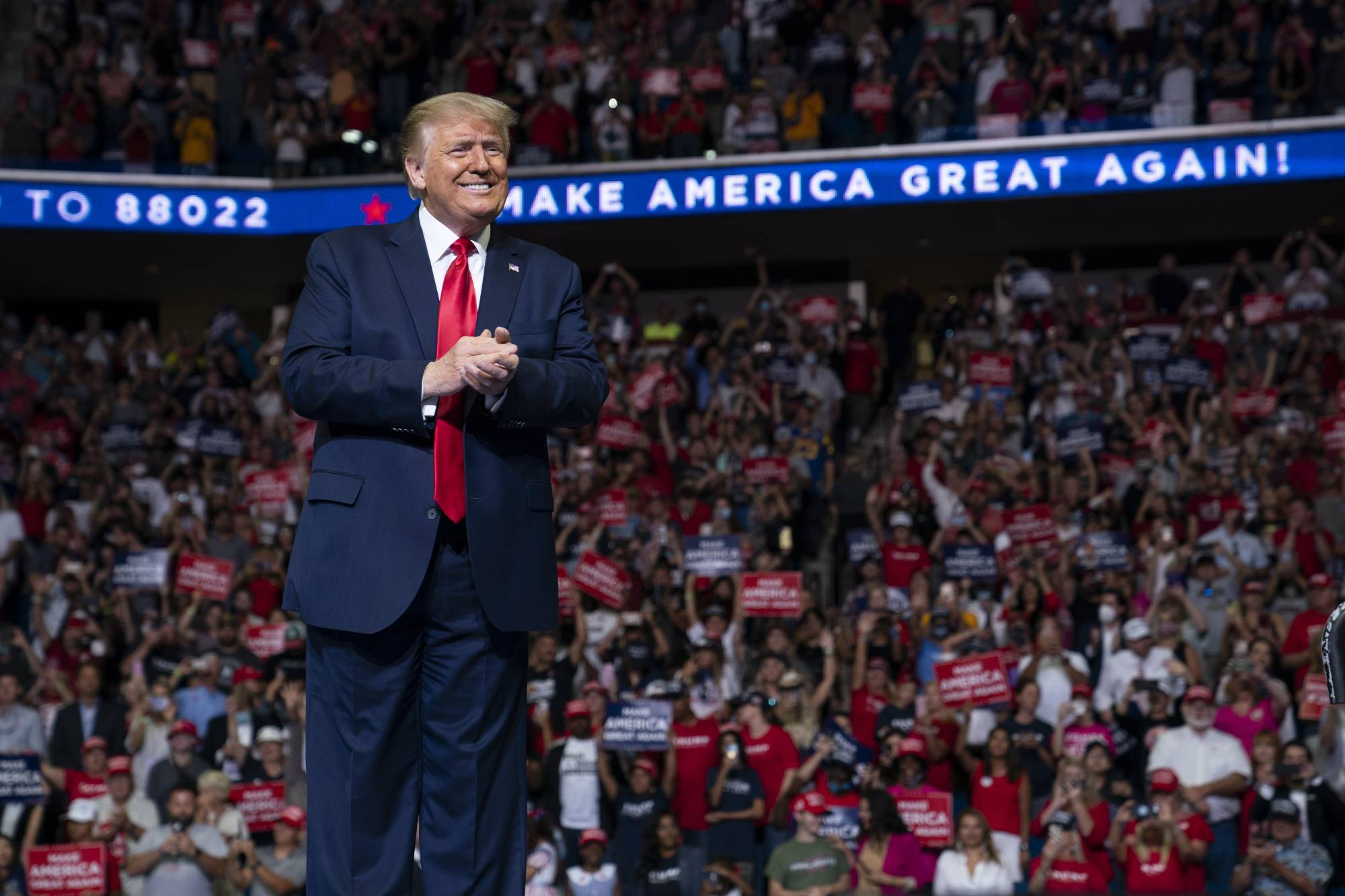 Current and former officials in Beijing say the Communist Party leadership would prefer to see U.S. President Donald Trump win in November, fearing that Joe Biden would be better able to unify allies' to resist China's influence.   AP