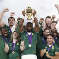 South Africa hopeful world champion Springboks can play this year