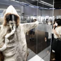 Education in the north: People visit the National Ainu Museum at the recently opened Upopoy complex in Hokkaido. | KYODO