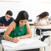Some high schools, mostly in the United States, have cancelled final exams due to the COVID-19 pandemic and instead graded students using a statistical model designed to predict how they would have done. | GETTY IMAGES