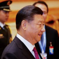 China has, in recent years, been escalating moves to achieve its geopolitical goals by taking advantage of its economic power. | AFP-JIJI