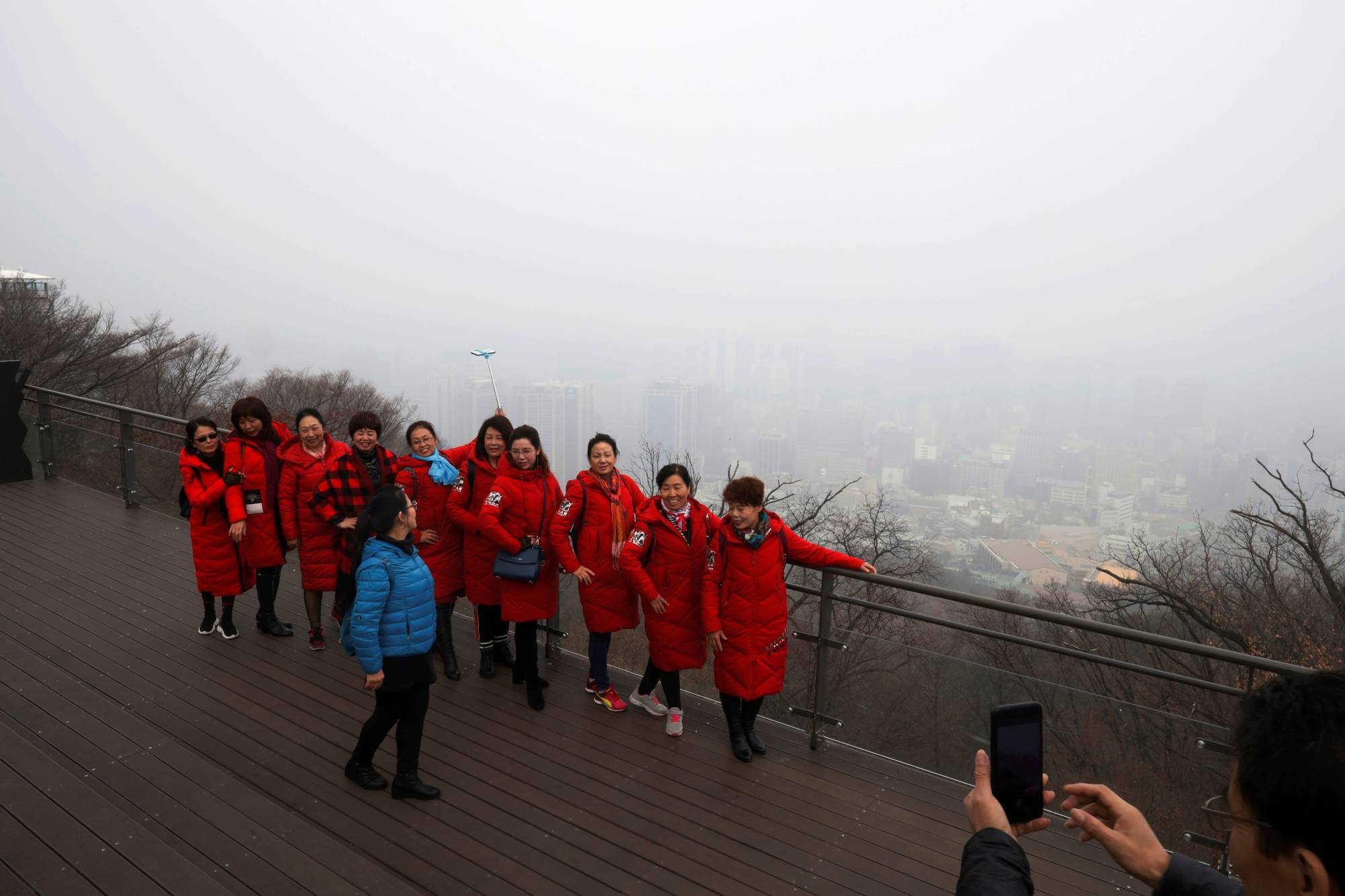 Beijing restricted Chinese tourists' visits to South Korea after Seoul decided to deploy the Terminal High Altitude Area Defense (THAAD) anti-missile system. | REUTERS