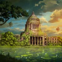 The Diet Building | TOKYO GENSO