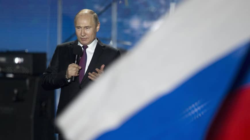 Russia meddled in Scottish vote, but unclear on Brexit, says report