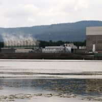 The Vermont Yankee nuclear power plant in Vernon, Vermont, is pictured in 2013. Back-to-back bribery scandals involving utility giants in the U.S. over the past week have given a black eye to efforts to prop up struggling nuclear plants in the country. | REUTERS