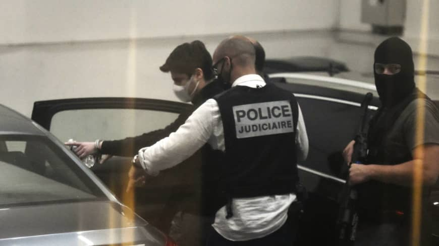 France charges Chilean with 2016 murder of Japanese ex-girlfriend