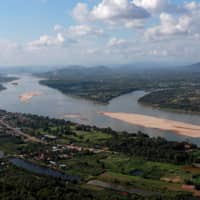 The United States has spent $120 million on its Lower Mekong Initiative since it was founded 11 years ago, but China appears to be spending more. | REUTERS