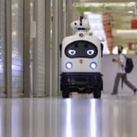 Japanese delivery robots closer to hitting the roads as pandemic puts damper on human contact