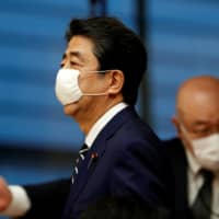 Abe likely to be quarantine-free upon return from G7 summit