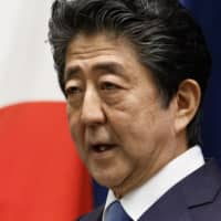 Controversy over the Dentsu contract — one of the largest that Japan has outsourced from its pandemic budget — is widening for the government of Prime Minister Shinzo Abe, which is already facing a fall in public support over its handling of the crisis.    POOL / VIA AP