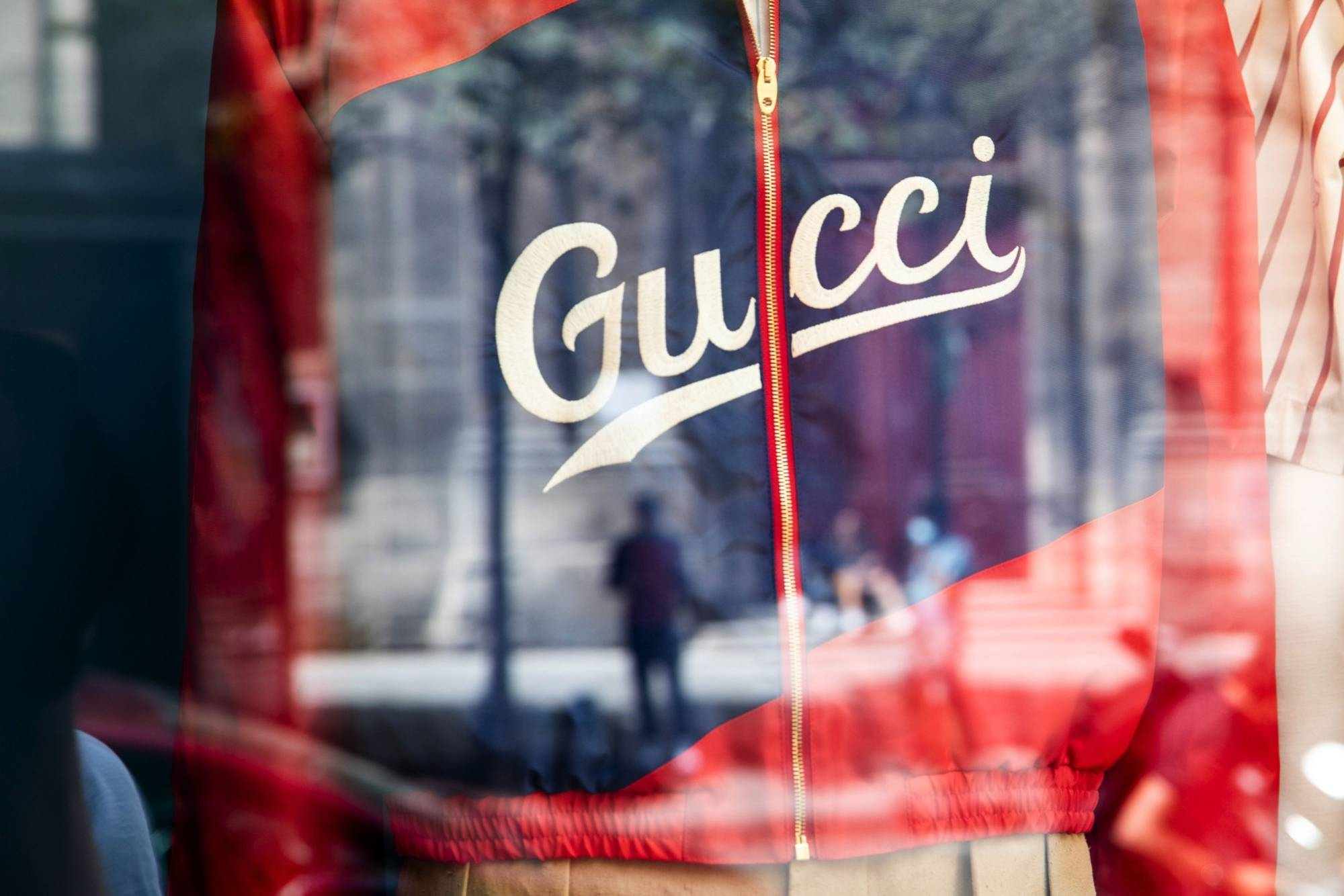 Gucci owner Kering's revenue fell 44 percent on an organic basis in the three months through June, a decline greater than the sales fall that rival LVMH reported Monday | BLOOMBERG