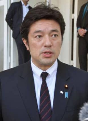 Yasuhide Nakayama, a Lower House lawmaker and the LDP's foreign affairs division director | KYODO