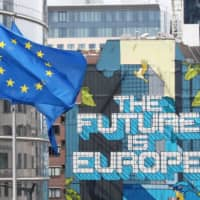 In its first ever sanctions related to cybercrime, the EU targeted the department for special technologies of the Russian military intelligence service. | REUTERS