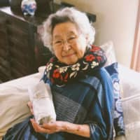 Cake 259: Justin Mackee's 97-year-old grandmother has been his most important customer to date.   COURTESY OF JUSTIN MACKEE