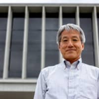 Katsunobu Hamaoka, deputy director of the Hiroshima Peace Memorial Museum, says the process of transcribing old testimonies into modern Japanese and then other languages can be quite demanding. | PETER CHORDAS
