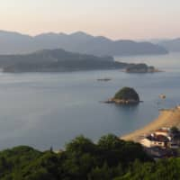 A new home: Shiraishi Island is a comfortable getaway from Japan's busy urban centers. | AMY CHAVEZ