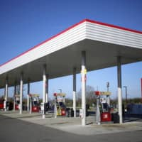 A Speedway gas station | BLOOMBERG