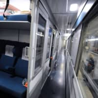 After being marginalized by low-cost airlines and high-speed rail, night trains are making a comeback in Europe. | AFP-JIJI
