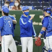 BayStars starters setting tone on mound