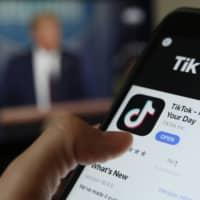 The U.S.'s possible ban of TikTok is splitting many in the tech industry: Some decry the betrayal of values like free speech and capitalism, while others advocate doing whatever it takes to subdue a geopolitical rival and its pivotal tech industry. | BLOOMBERG
