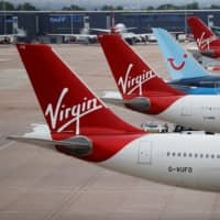 Virgin Atlantic files Chapter 15 petition to aid U.K. rescue