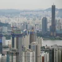 Despite more than 20 cooling policies introduced by President Moon Jae-in's government, home prices in Seoul have risen more than 50 percent since 2017, the fastest pace in the world, according to statistics site Numbeo. | REUTERS