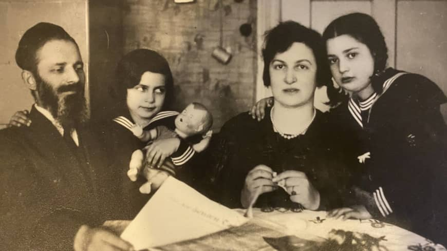 Jewish refugee's wartime escape from Nazis, aided by Japan diplomat, highlights unsung heroes