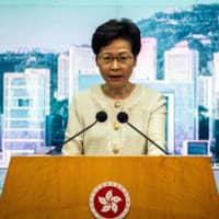 China-U.S. ties plunge further over Hong Kong sanctions