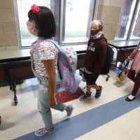 Between March and July, the U.S. hospitalization rates of children with COVID-19 increased steadily, with Black and Latino children hospitalized at a higher rate. | AP