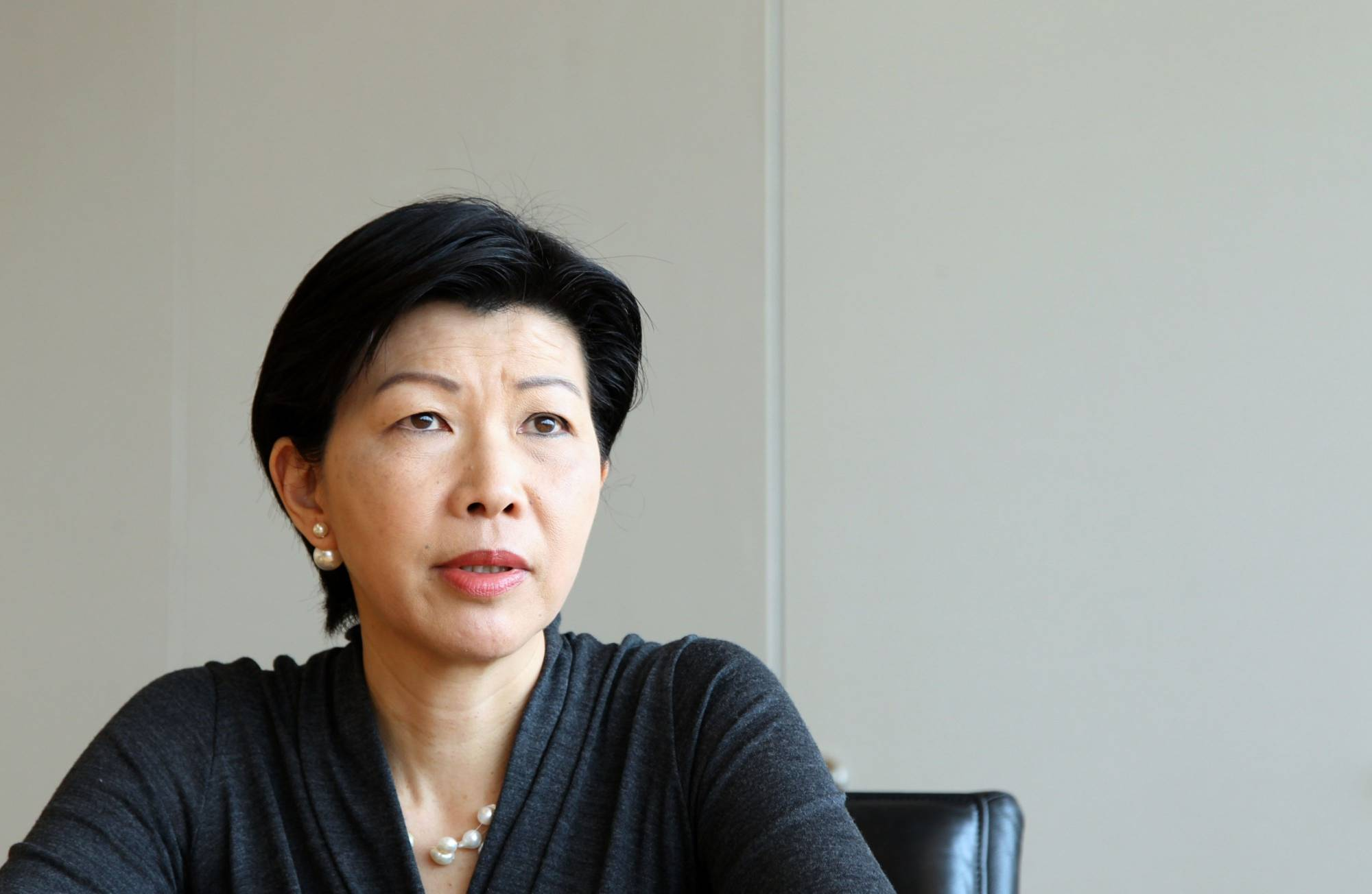 Kathy Matsui, vice chair and chief Japan strategist for Goldman Sachs | BLOOMBERG
