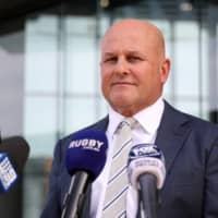 Rugby Australia's interim CEO Rob Clark is pushing for New Zealand's rugby body to make a decision regarding its teams' participation in a potential trans-Tasman league. | REUTERS