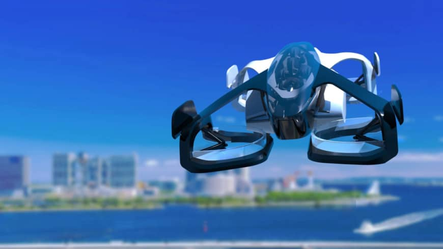 Eyes on the skies: SkyDrive plans to launch flying cars in three years