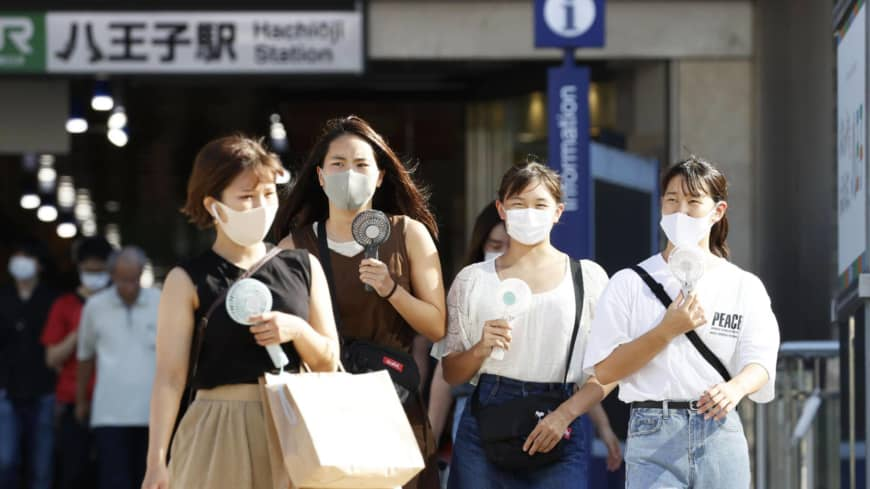 'Everyone else is doing it': Social conformity a top motive for Japanese to wear masks