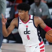 Rui Hachimura reflects on lessons learned in rookie season