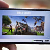 Both a game and a culture phenomenon, Fortnite has had more than 350 million players over the years. | BLOOMBERG