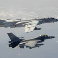 U.S. formalizes F-16 jet sale to Taiwan with China tensions high