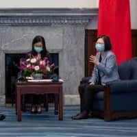 U.S. tries to bolster Taiwan's status, short of recognizing sovereignty
