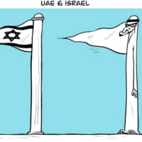 Military reasons to celebrate the Israel-UAE deal