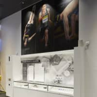 The museum's basement floor showcases Seiko's contributions to sports.  | SEIKO HOLDINGS CORP.
