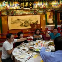 The food waste campaign suggests that the Chinese government has started preparing for a theoretical worst-case scenario of a food supply shortage, said three of the people surveyed by Bloomberg. | REUTERS